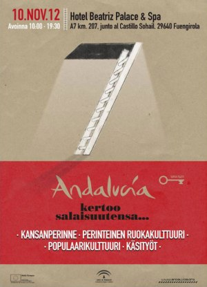 Convocatoria Andalucía es tu casa 10 noviembre