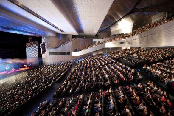 Nuevo auditorio Fibes