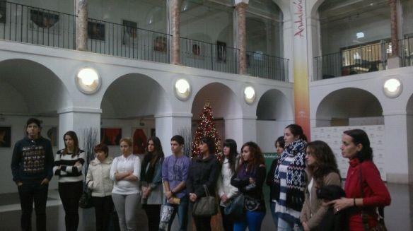 visitas de estudiantes a Turismo Andaluz