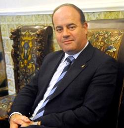 Manuel Barón. Presidente de Fundación Ciudades Medias del centro de Andalucia