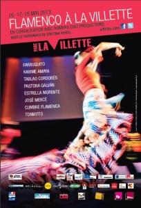 Flamenco en la Villette