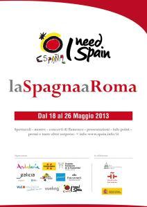 Spagna a Roma