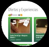 Ofertas y Experiencias