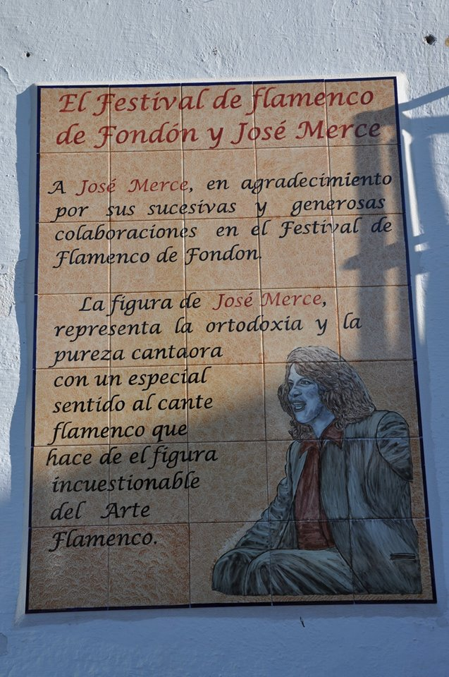 ¿Te lo vas a perder? Festival de Flamenco en Fondón. (3/5)