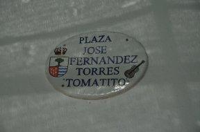 Plaza de José Fernández Torres,