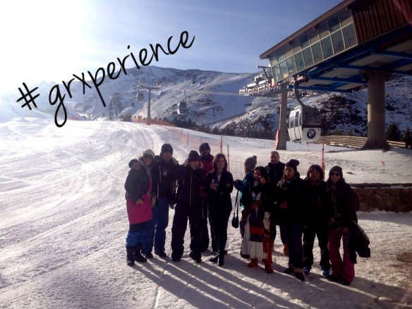 Equipo Grxperience