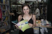 Autora del libro
