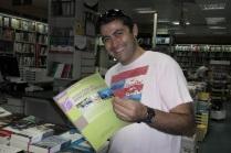 Autor del libro. Rafa