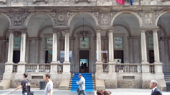 Andalucía en Milán