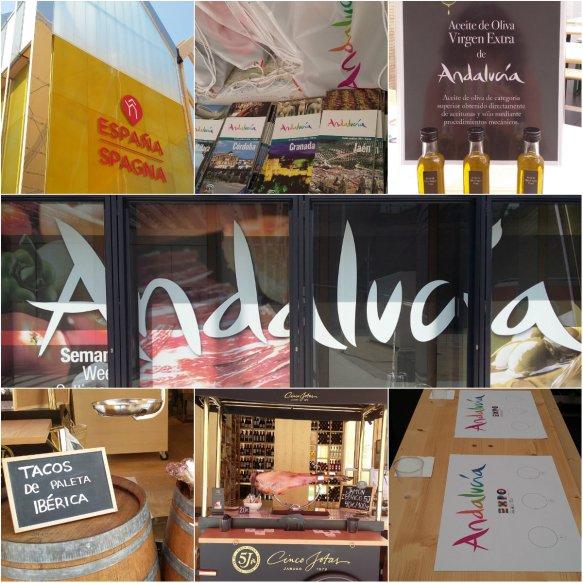 Andalucía en Expo Milano