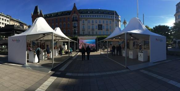Andalucía en Estocolmo