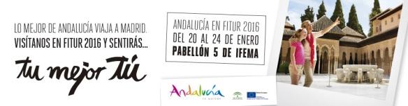 #AndalucíaenFitur