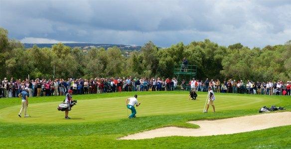 Golf in Andalucía