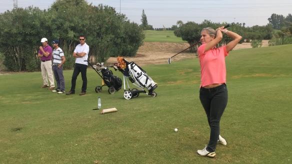 Andalucía y el golf